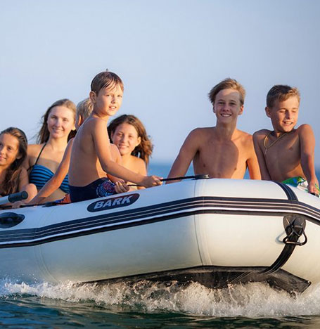 Inflatable boats for your journey