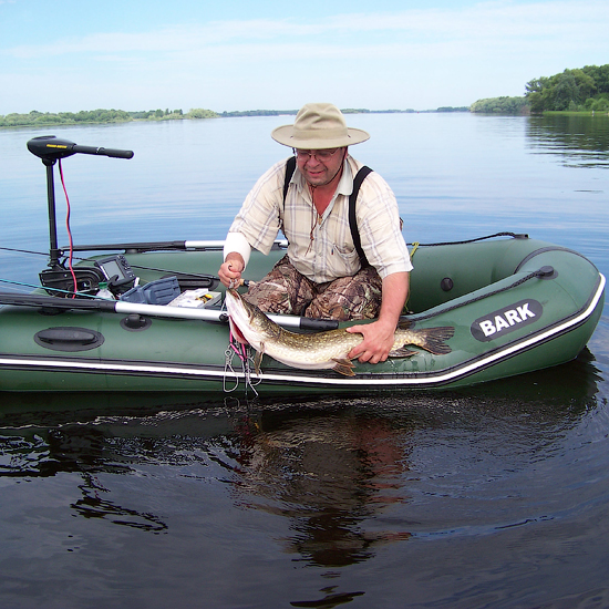 езда без регистрации на лодке