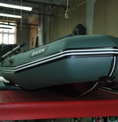 моторные лодки производства украина