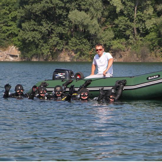 Operation and storage of PVC-based inflatable boats.